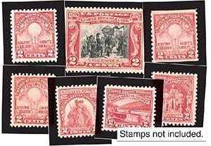 1929 Year Set Mounts (7)