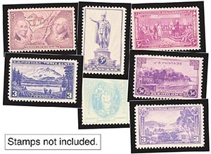 1937 Year Set Mounts (7)