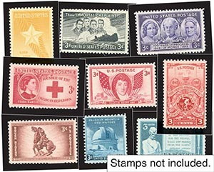 1948 Year Set Mounts (28)