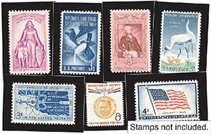 1957 Year Set Mounts (14)