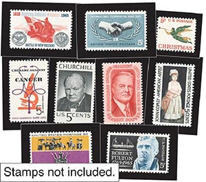 1965 Year Set Mounts (16)