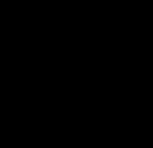33x32mm 2 Horizontal Black Split-Back Mounts