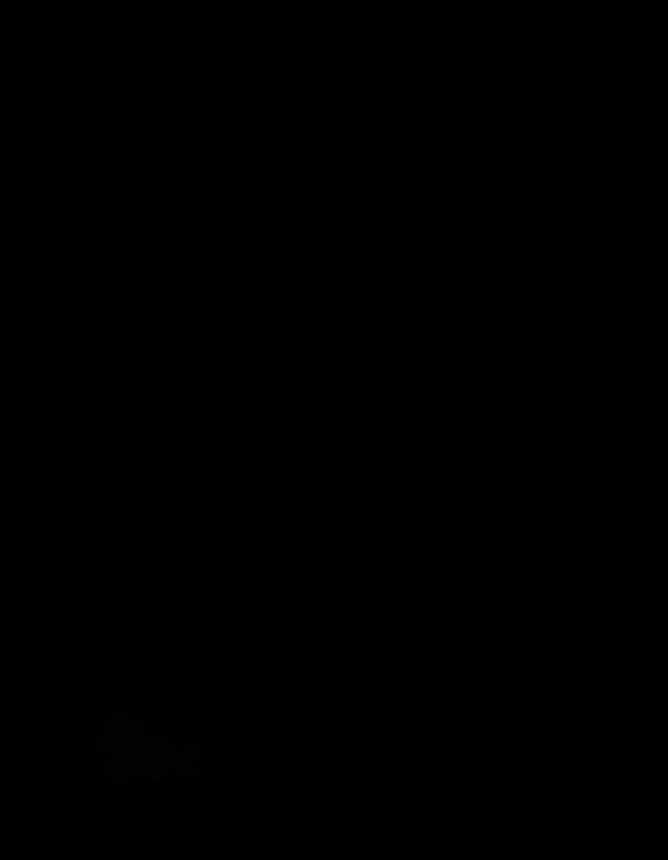 185x238mm 5 Vertical Black Split-Back Mounts