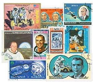 Astronauts, 50v