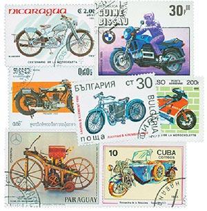 Motorcycles, 50v