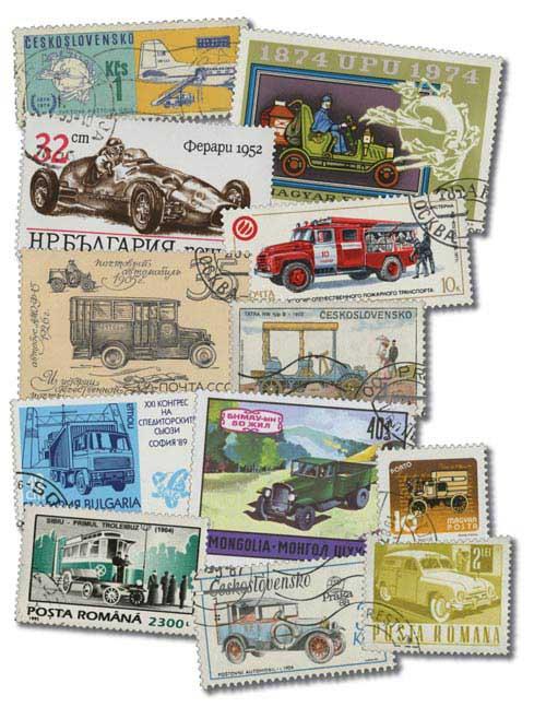 Autos, 50v