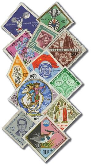 Diamond shaped stamps, 200v