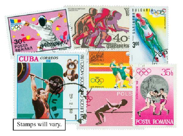 Olympics, 400v