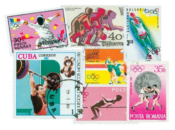 Olympics, 300v