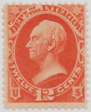 1879 12c ver, interior, soft paper