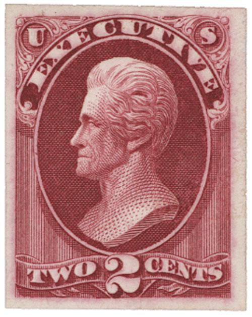 1873 2c carmine