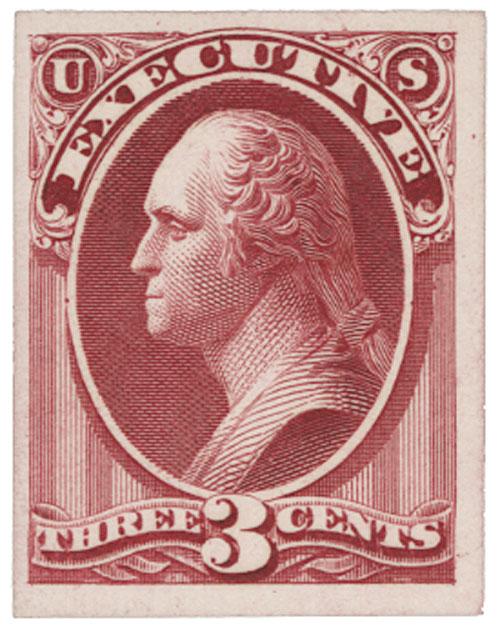 1873 3c carmine