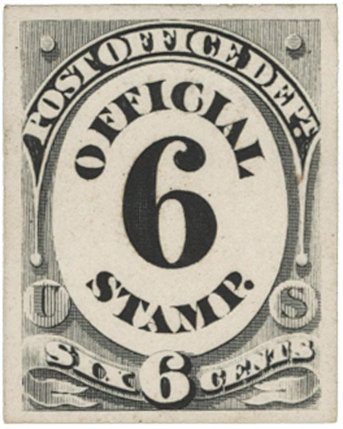 1873 6c black
