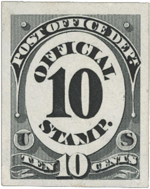 1873 10c black