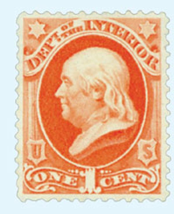 1879 1c ver, interior, soft paper