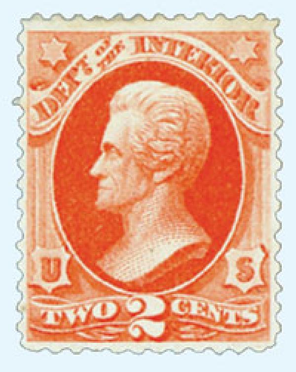 1879 2c ver, interior, soft paper