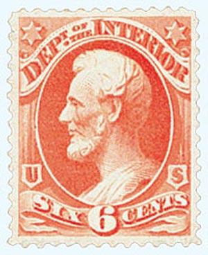1879 6c ver, interior, soft paper