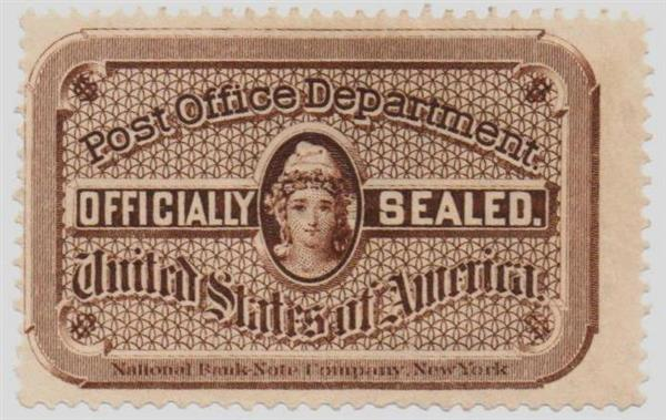 1879 red brn,thin paper,  perf 12