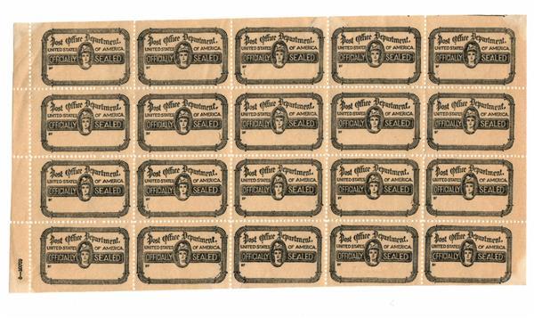 1919 blk,thin,wht,crisp paper,perf 12