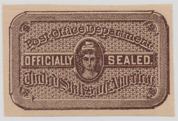 1889 choc, thick/extreme thick paper