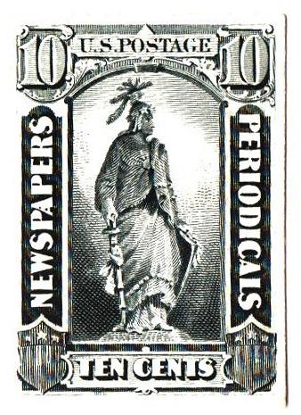 1875 10c black