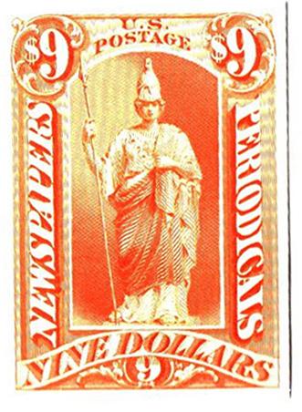 1879 $9 orange