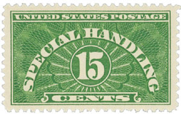 1928-55 Special Handling 15c