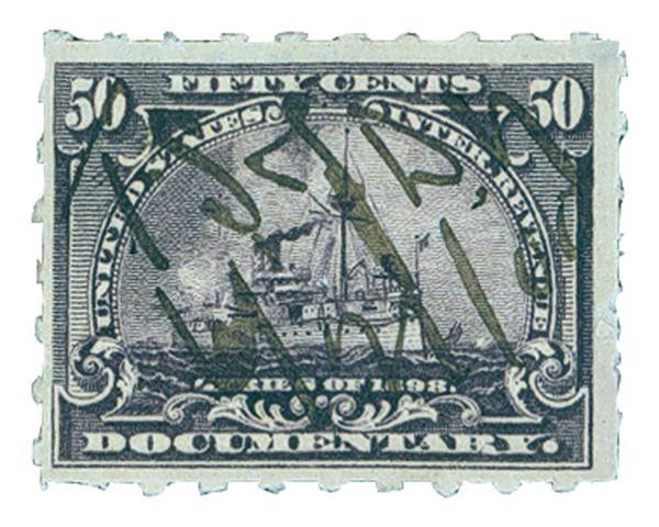 1898 50c slate violet