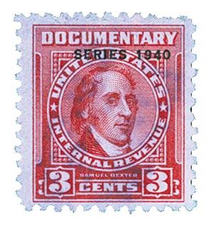 1940 3c carmine