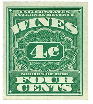 1933 4c lt grn,roul 7,dl wmk,offset