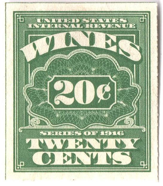 1933 20c lt grn,roul 7,dl wmk,offset