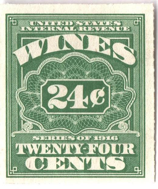 1933 24c lt grn,roul 7,dl wmk,offset
