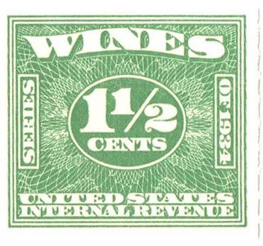 1934-40 11/2c grn,roul 7,dl wmk,offset