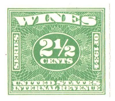 1934-40 21/2c grn,roul 7,dl wmk,offset