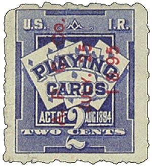 1894 2c ultra,unwmk,engr,roul 51/2