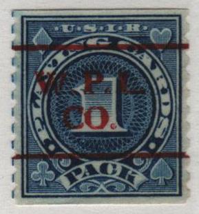 1940 bl,wet printing,perf 10 vert