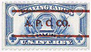 1940, A.P.C.CO. (wmk)