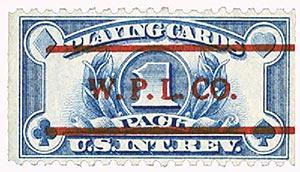 1940, W.P.L.CO. (wmk)
