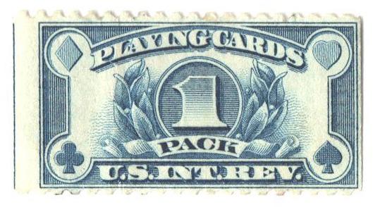 1940 bl,wet printing,perf 10 horiz.