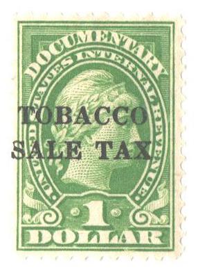 1934 $1 grn,engr,dl wmk,perf 11
