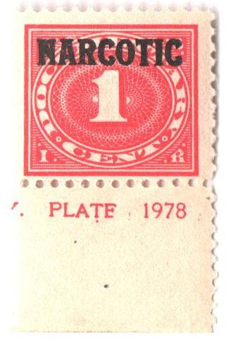 1919 1c car ros,dlwmk,offset,blk ovprnt