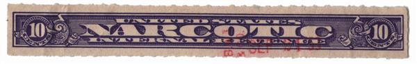 "1919-64 5c vio,""a""imperf, ""b""roul"