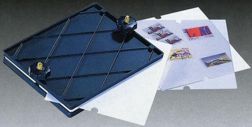 Safe Manual Stamp Drying Press