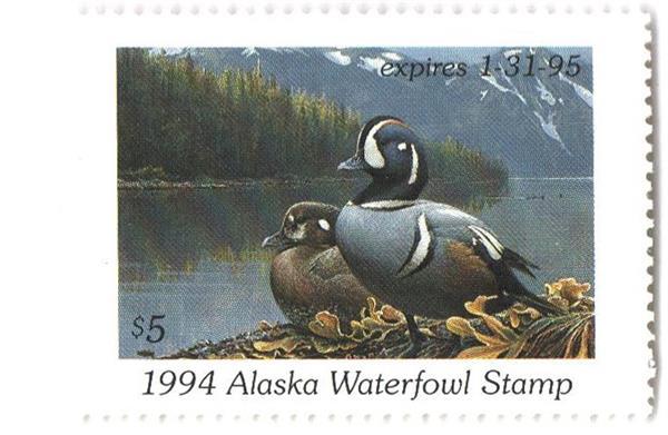 1994 Alaska State Duck Stamp
