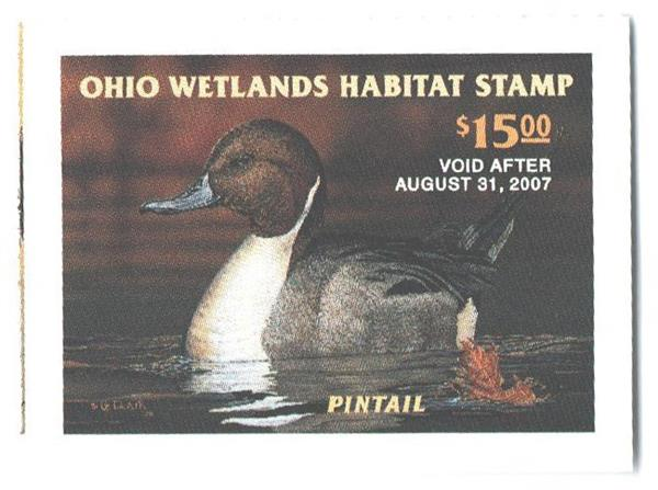 2006 Ohio State Duck Stamp