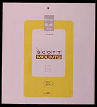 Scott Mounts 178 x 181mm (7.01 x 7.13') Cranes  4 pack