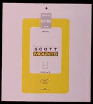 """Scott Mount 156 x 264mm (6.14 x 10.39"""") $14 Eagle  4 pack"""