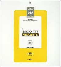 "Scott Mount 179 x 242mm (7.05 x 9.53"") Louise Nevelson Pane  3 pack"