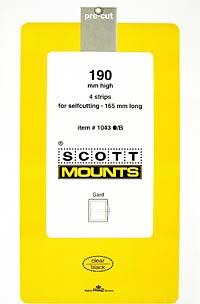 Scott Mount 165x190mm (6.5x7.48inches)