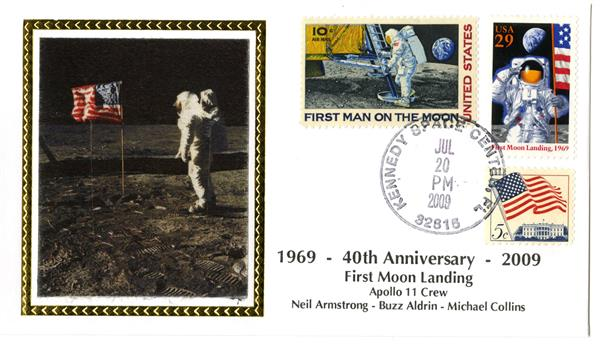 40th Anniversary of Moon Landing